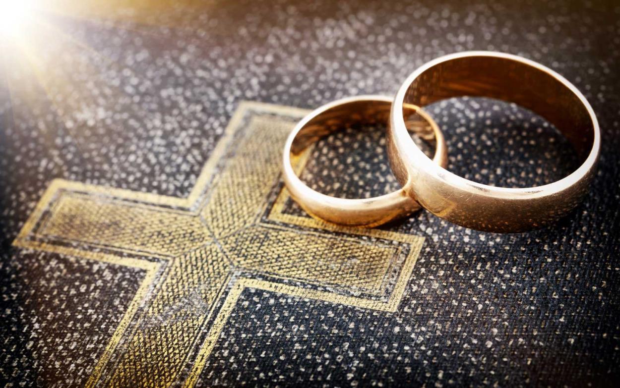 Le letture del Vangelo per il matrionio religioso