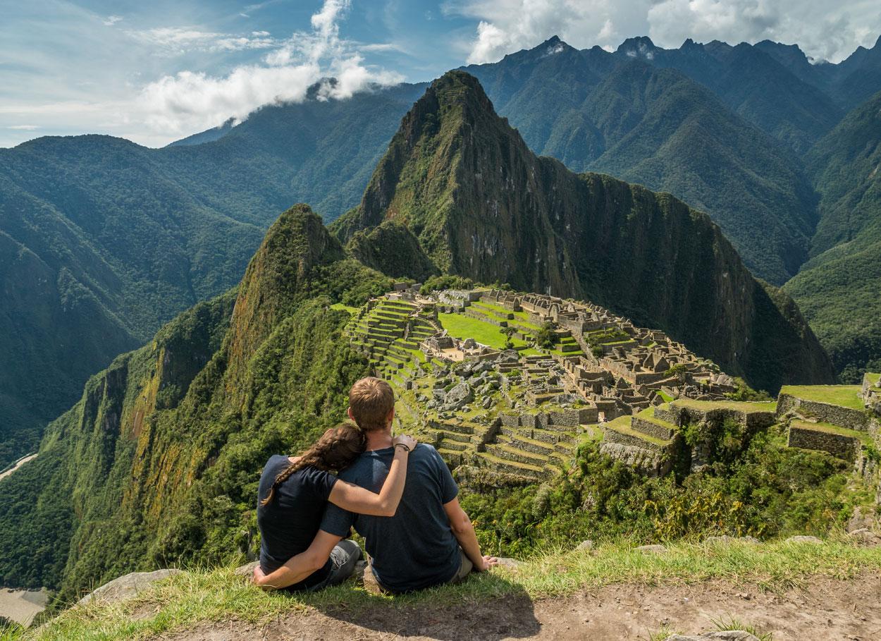 Il viaggio di nozze in Perù