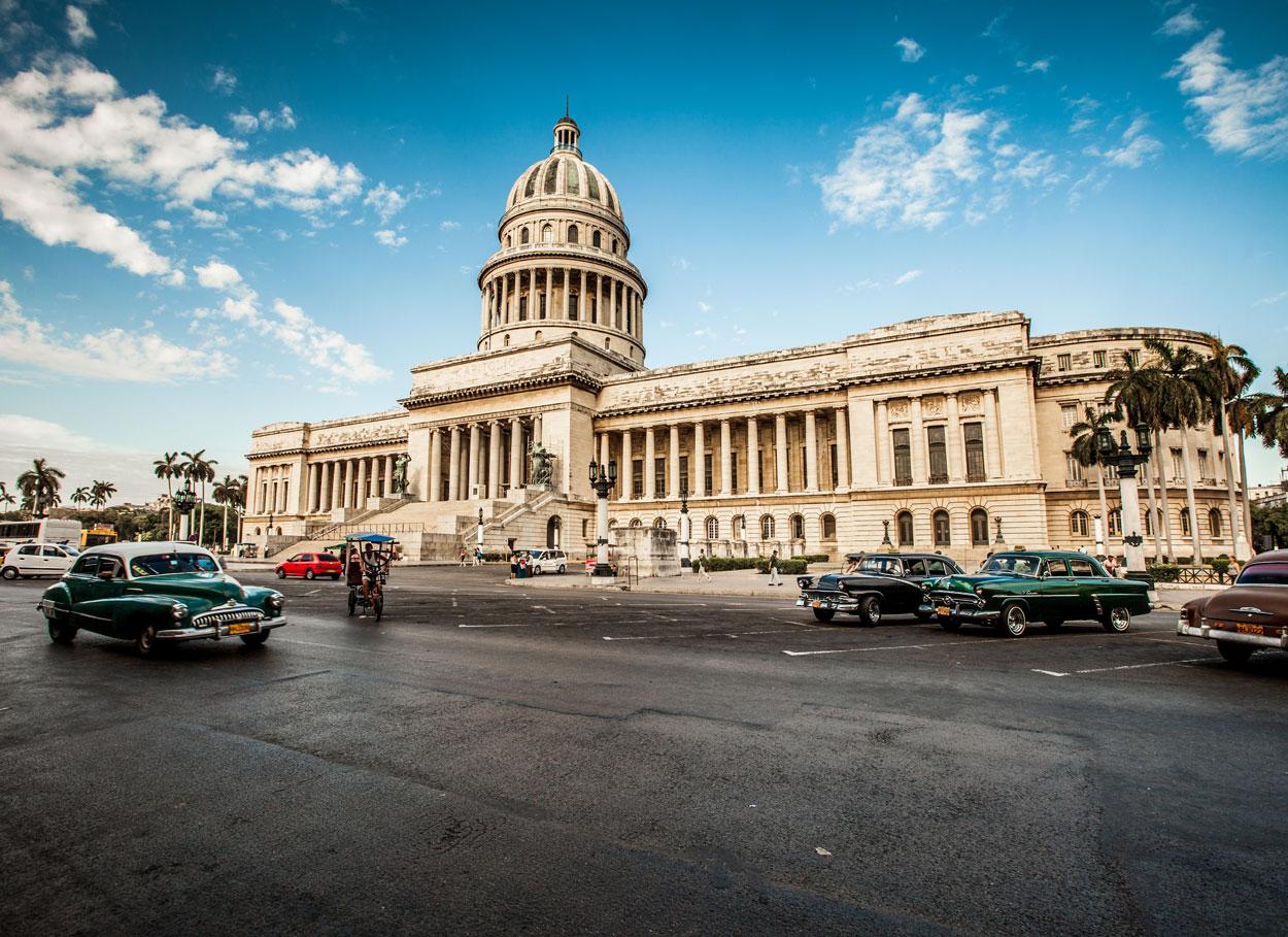 Il viaggio di nozze a Cuba