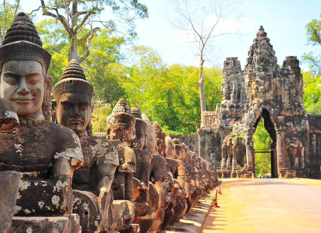Un itinerario insolito: Cambogia - Vietnam-Laos