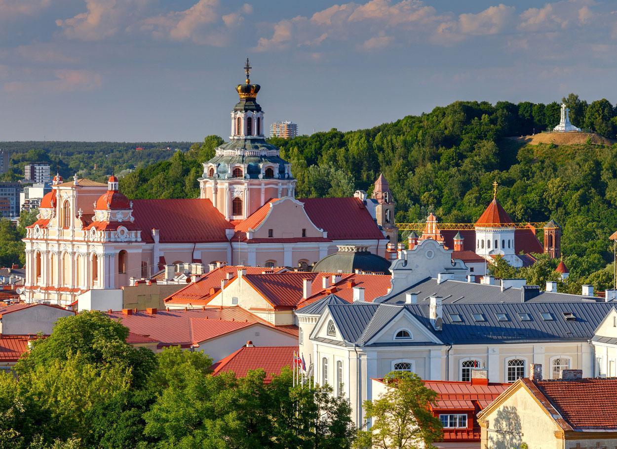 Viaggio di nozze nell'Est Europa