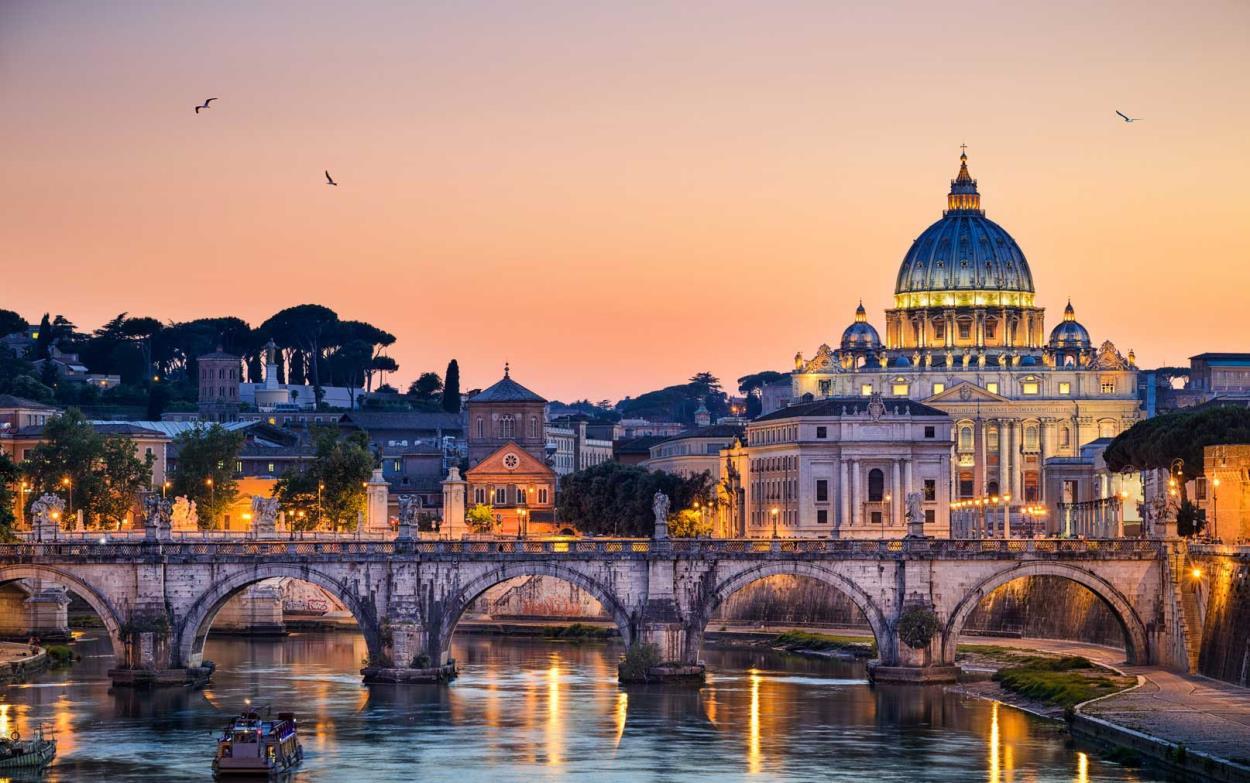 La luna di miele in Italia