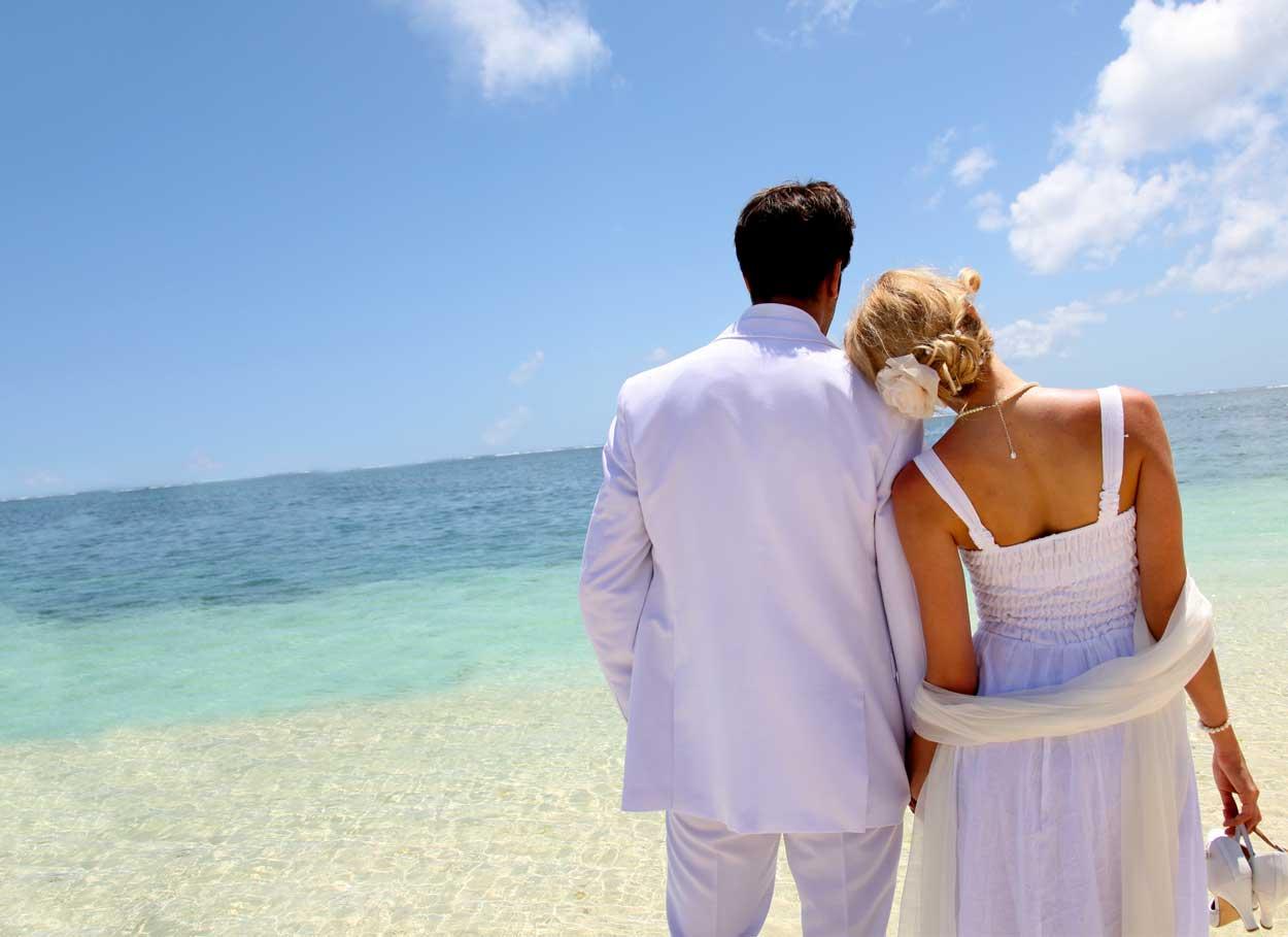 Il viaggio di nozze alle Mauritius