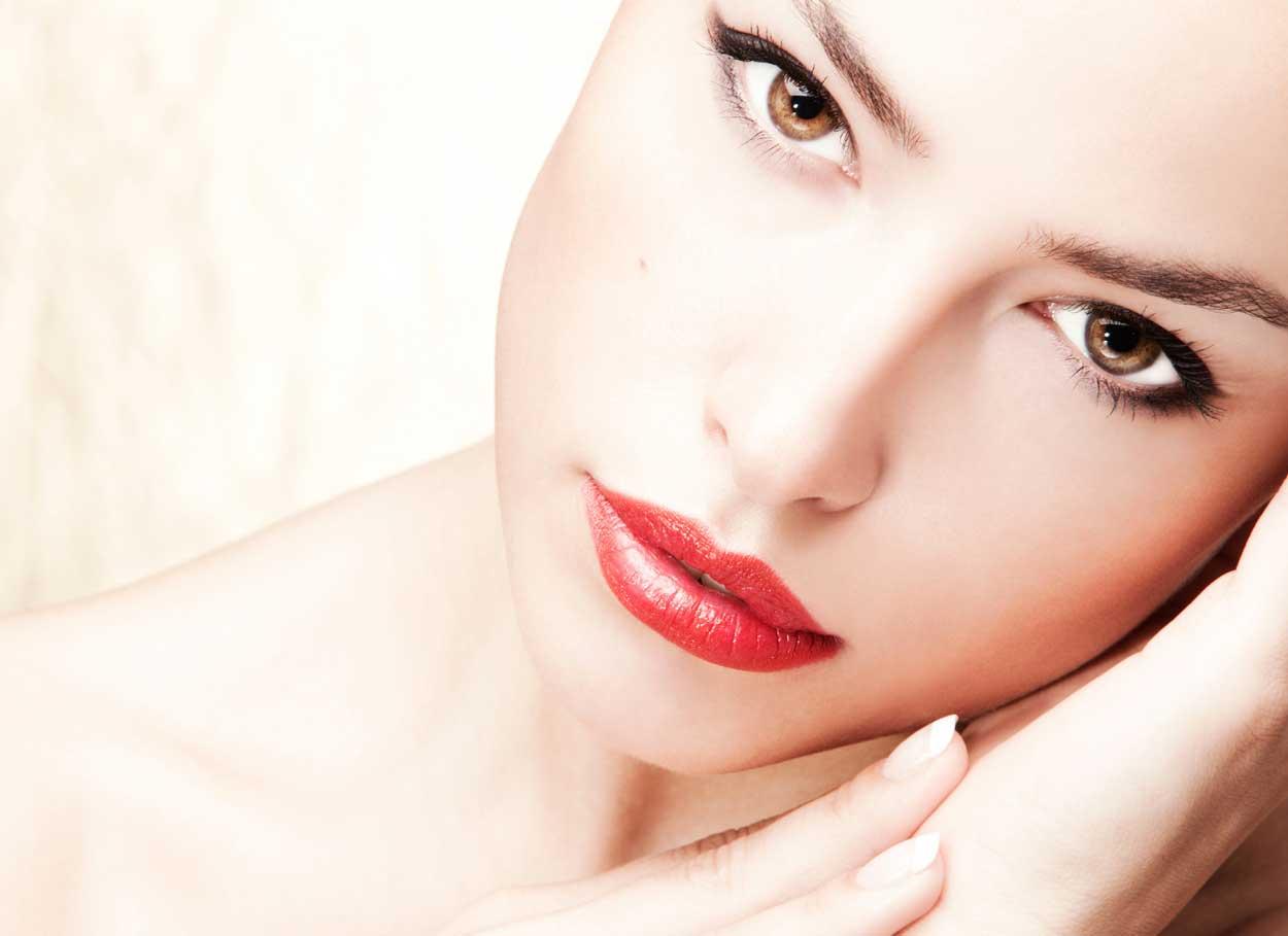 Come curare il viso prima del matrimonio