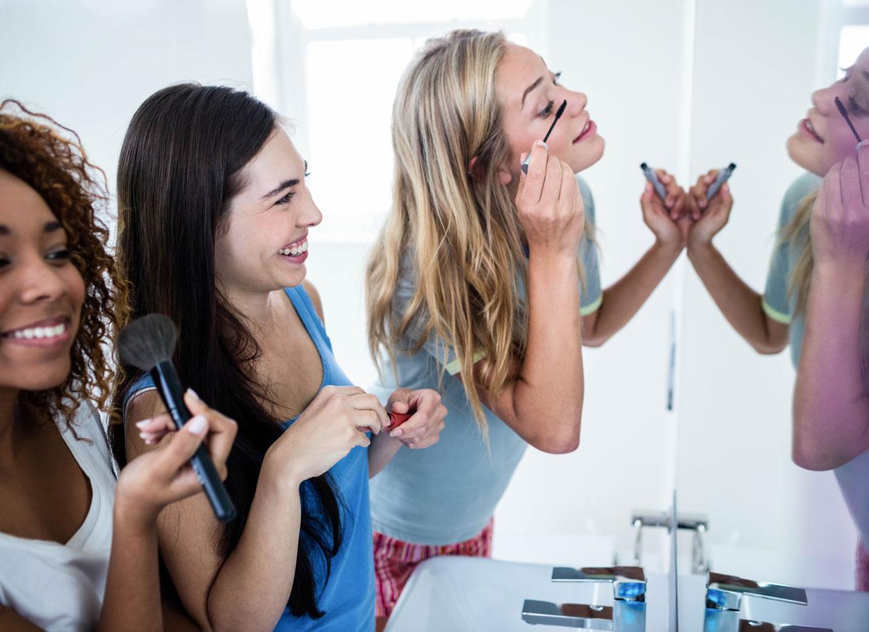 I nostri consigli per il make up delle invitate
