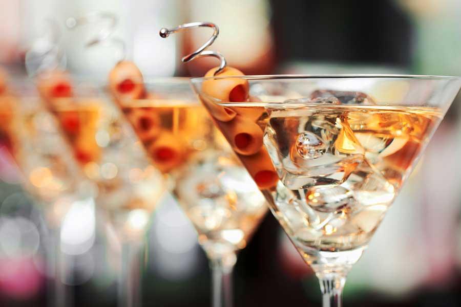 Menù di nozze: cosa bere?