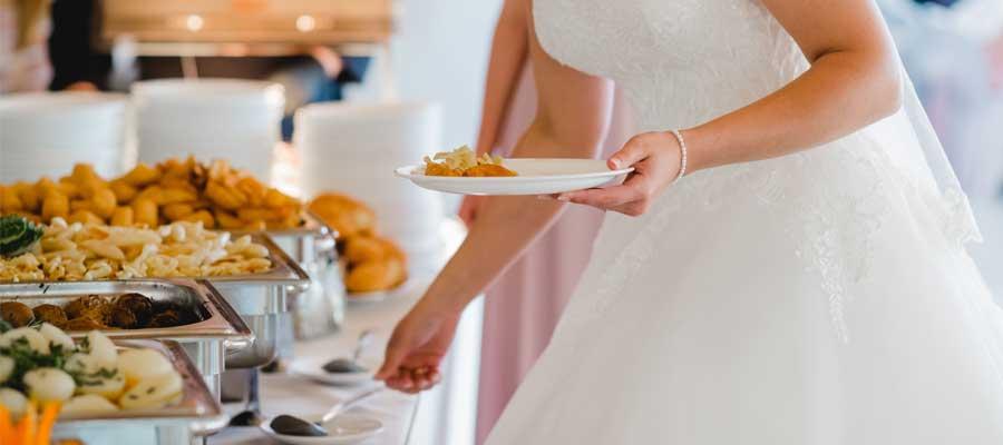 Le tendenze 2020 per il menù di matrimonio