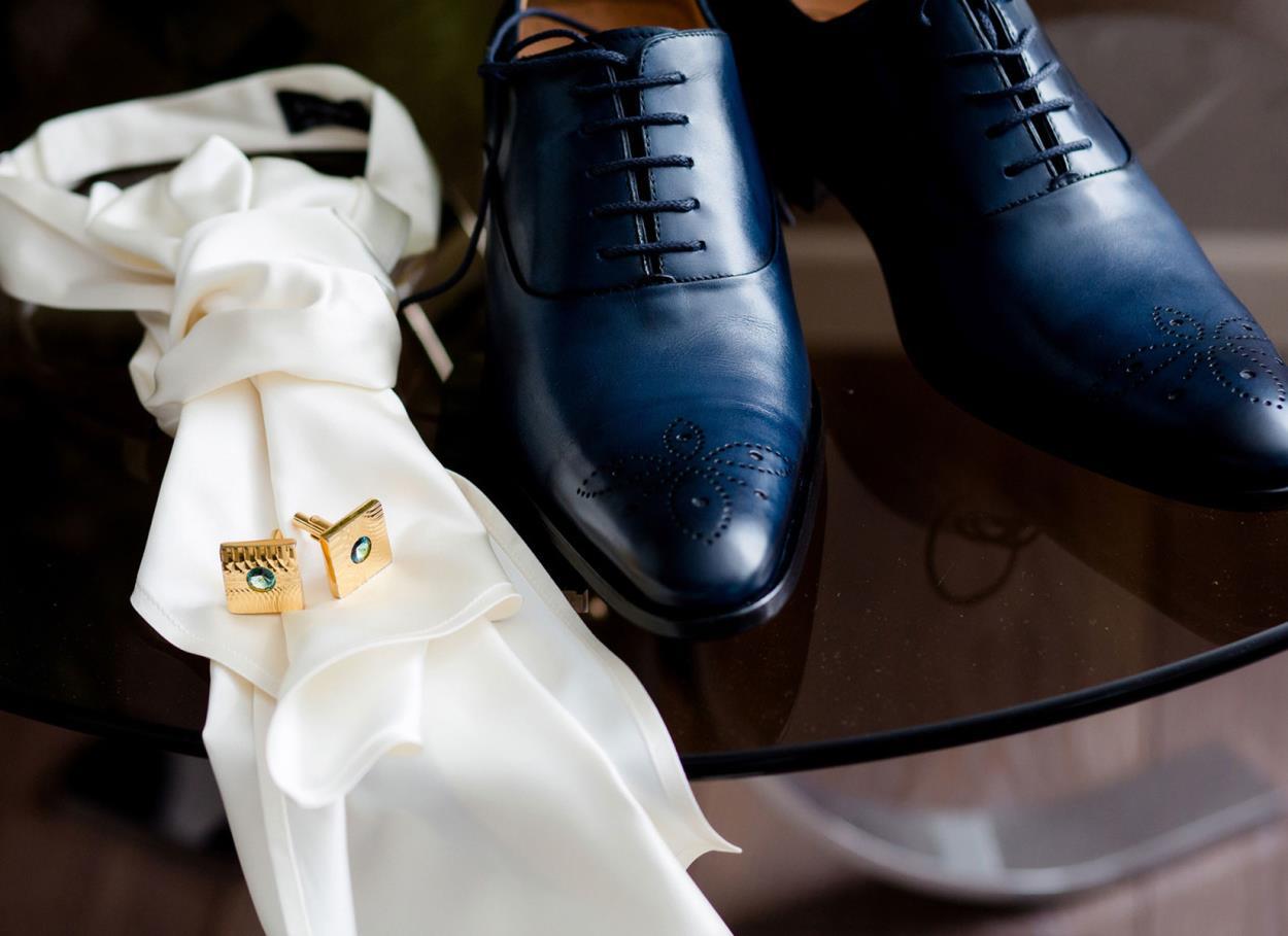Le scarpe ideali per lo sposo di stile