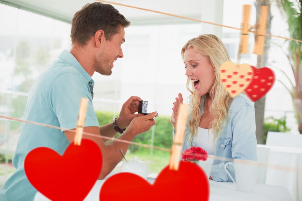 San Valentino! Il giorno perfetto per la tua proposta di matrimonio