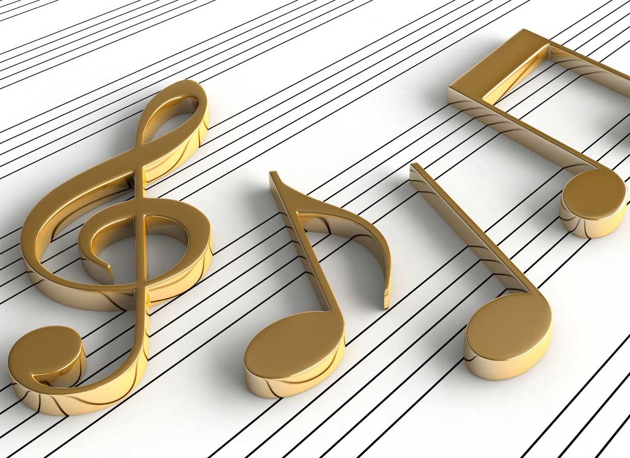 abbastanza Matrimonio A Tema Musica   DiciamociSì LN54