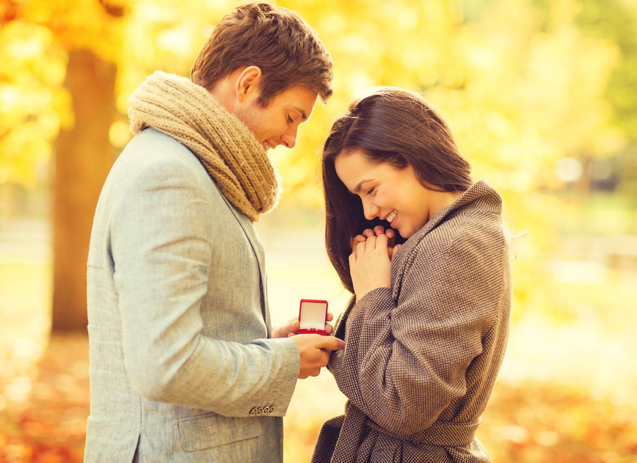 Il piercing di fidanzamento
