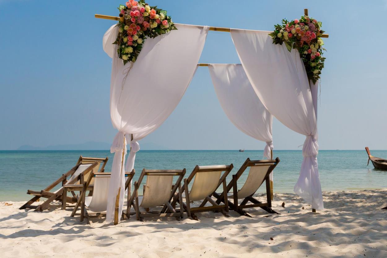A tutto relax con le nozze chill-out!