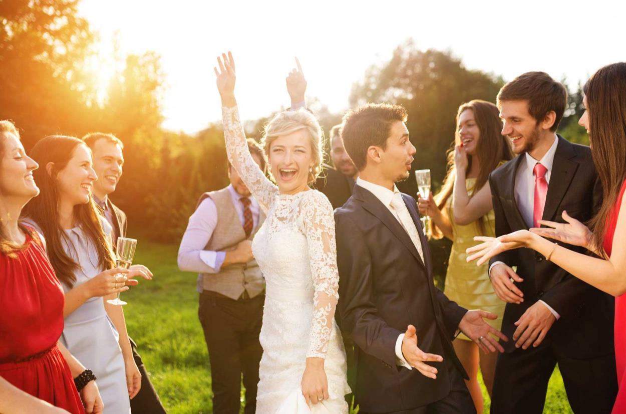 Il perfetto invitato di nozze