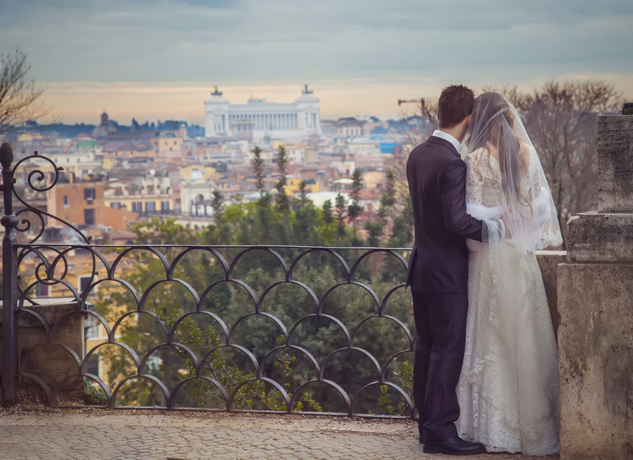 Tradizioni del matrimonio nel Lazio