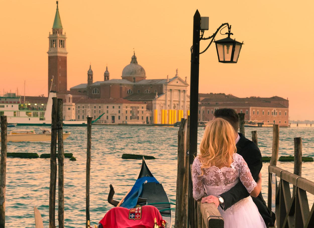 Tradizioni del matrimonio in Veneto