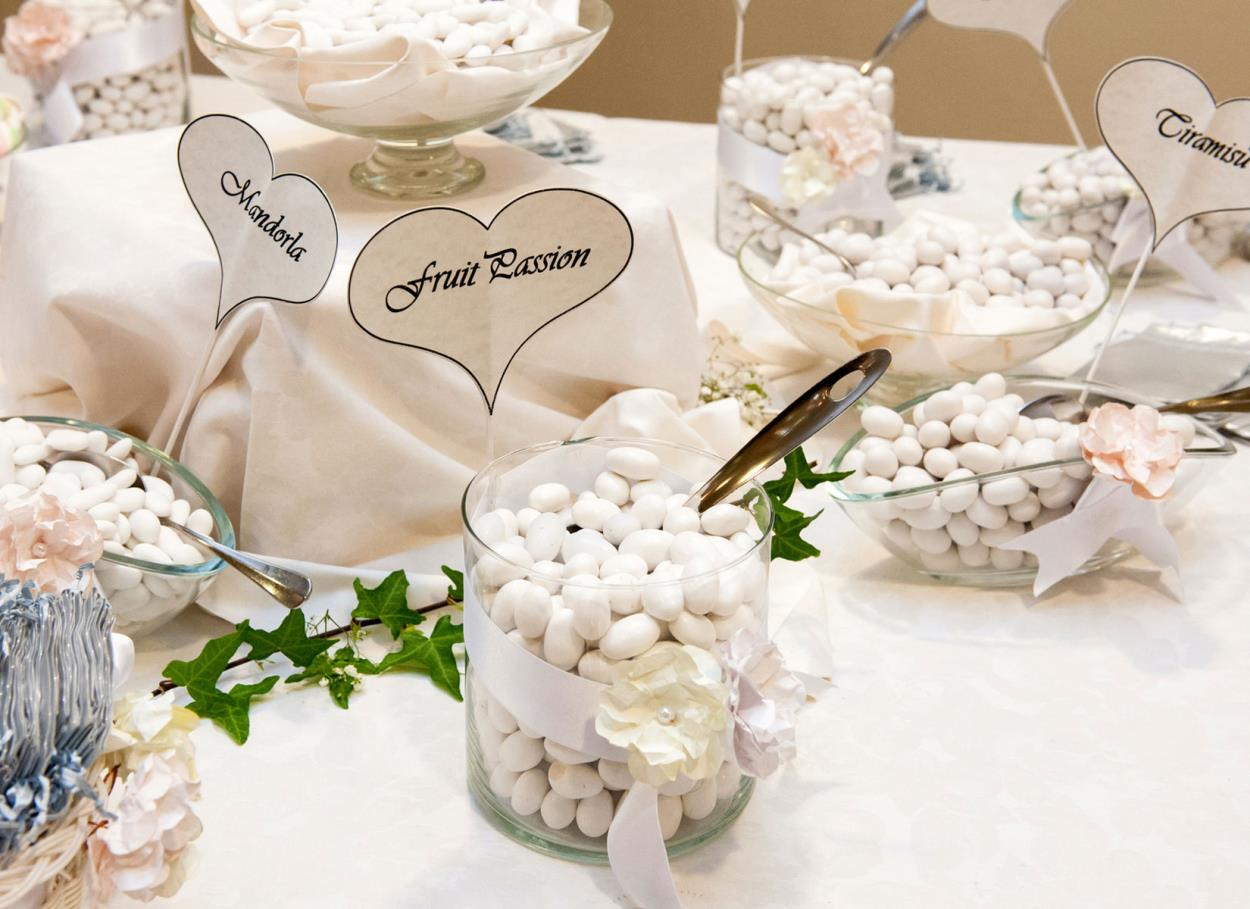 Confettata confetti matrimonio diciamocis for Vasi per confettata on line