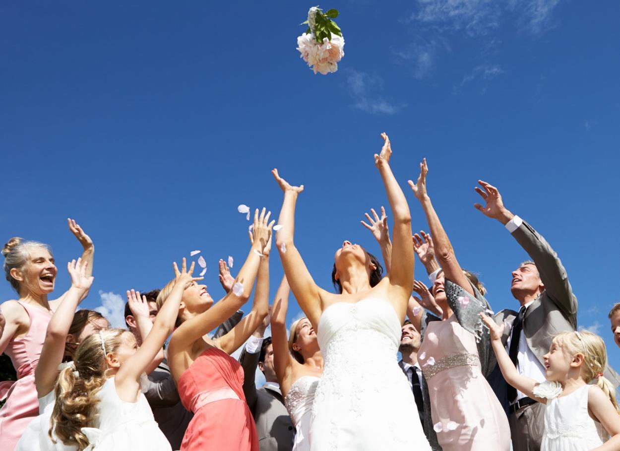 Le tradizioni del matrimonio