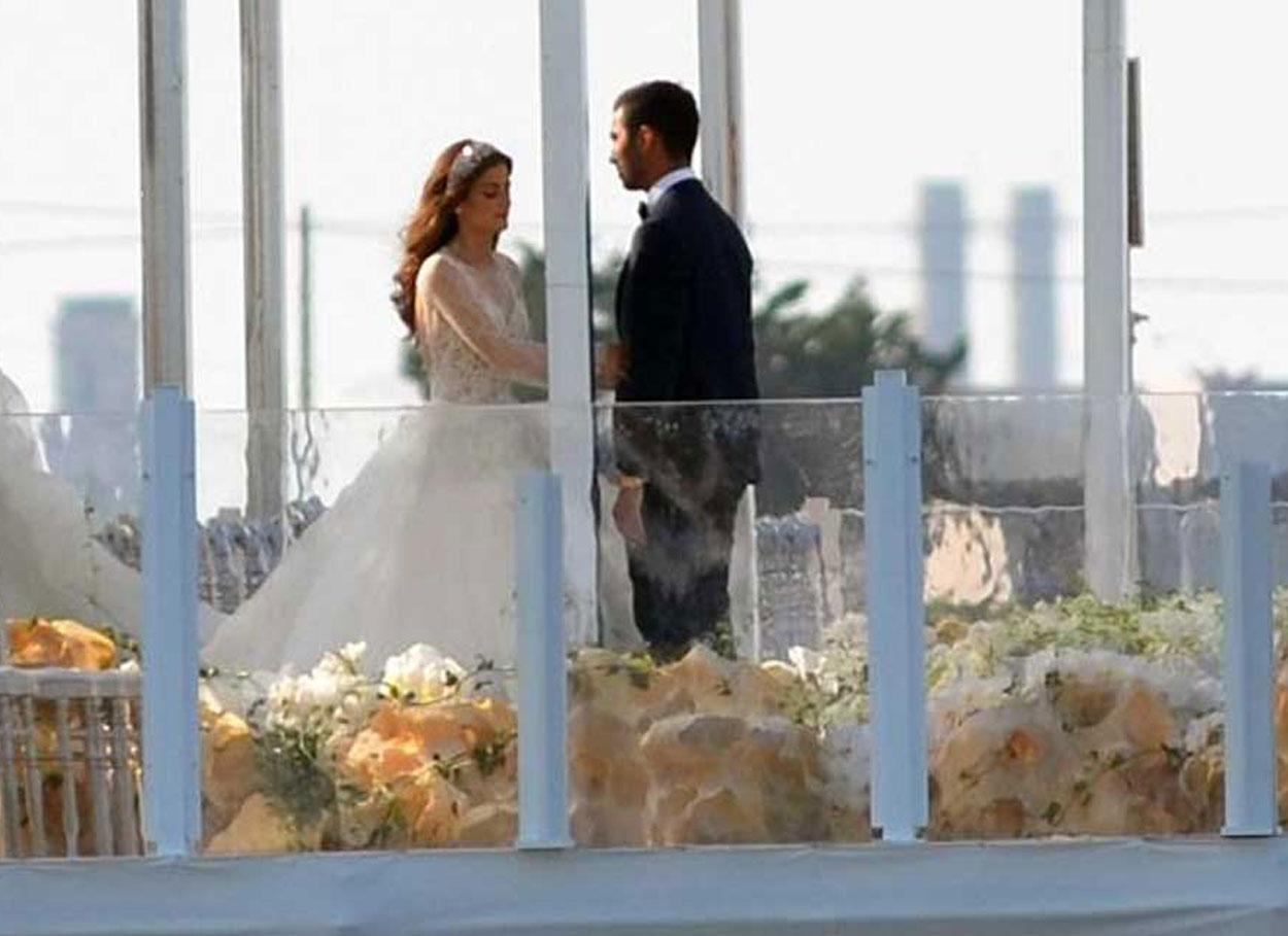 Il matrimonio tra Eliot Sutton e Renèe Cohen