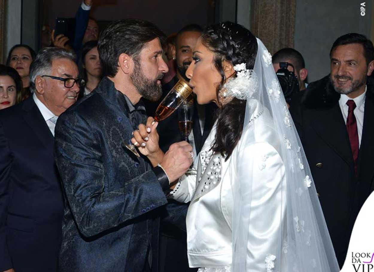 Juliana Moreira ed Edoardo Stoppa: matrimonio vip all'improvviso