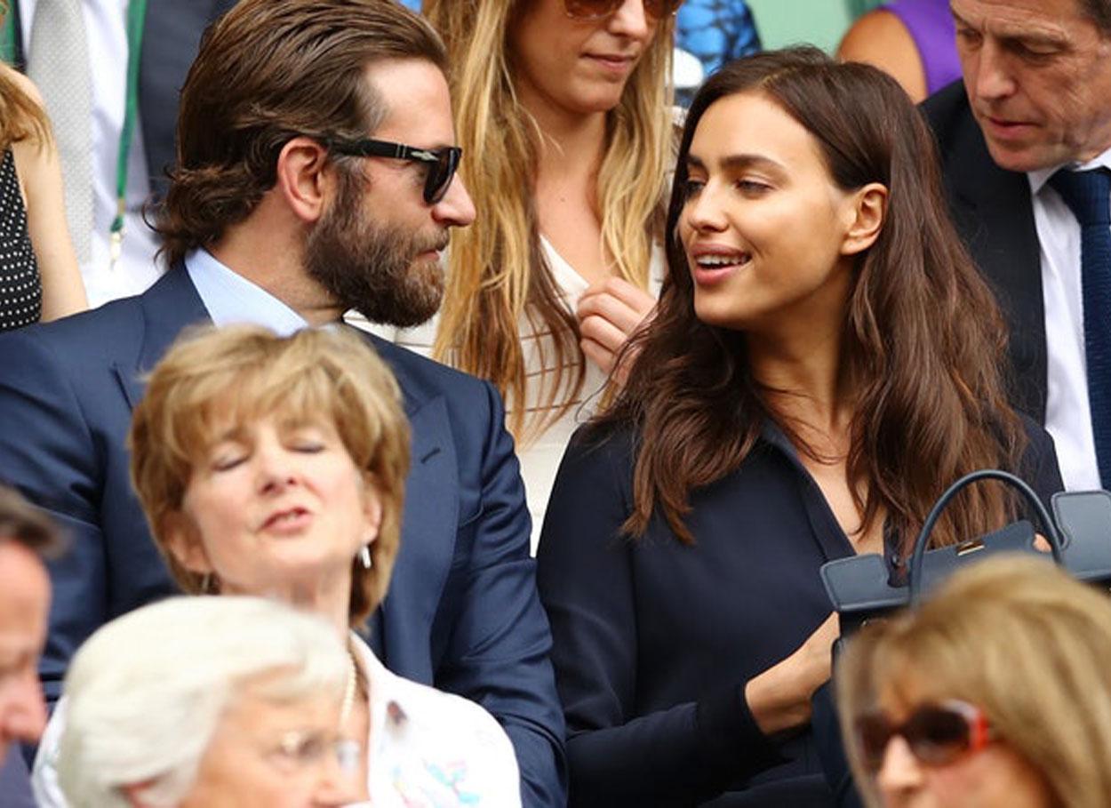 Il (già celebrato?) matrimonio tra Irina Shayk e Bradley Cooper