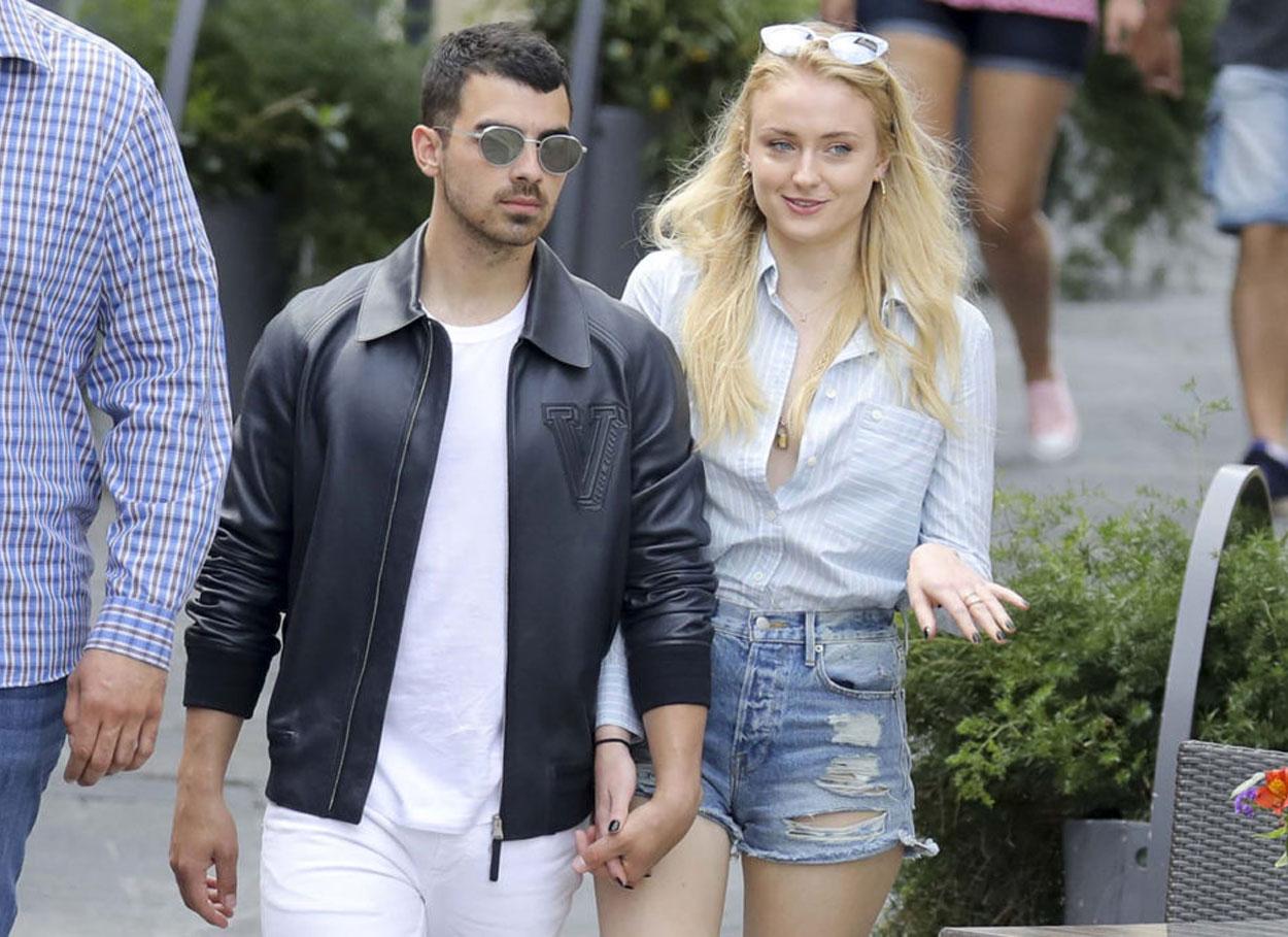 Nozze in arrivo tra Sophie Turner e Joe Jonas