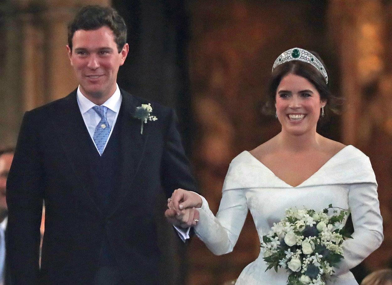 Cronaca del matrimonio della Duchessa di York