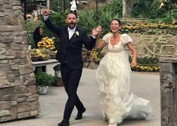 Matrimonio Bianca Balti e Matthew McRae
