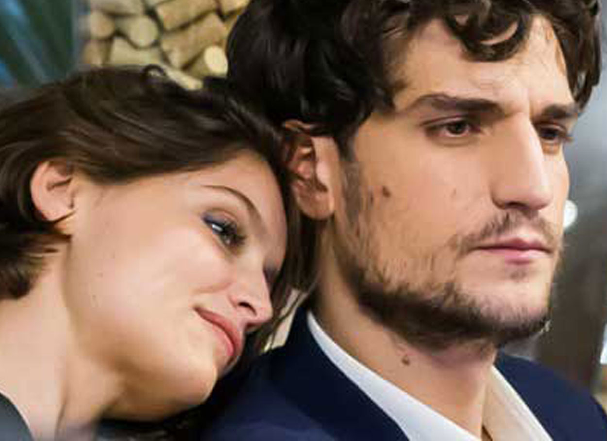 Il matrimonio tra Laetitia Casta e Louis Garrel