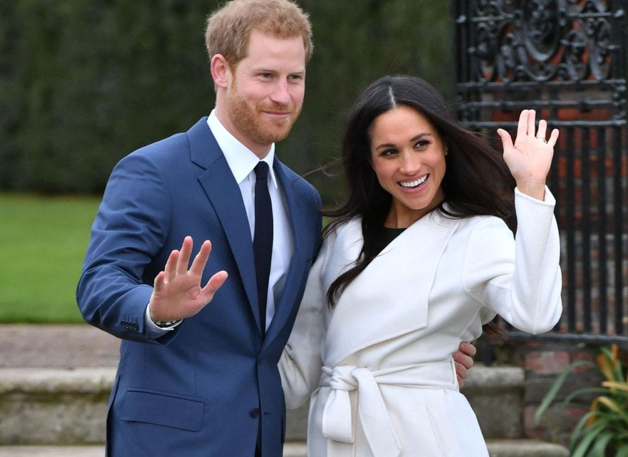 Nozze in arrivo: il Principe Harry e Meghan Markle