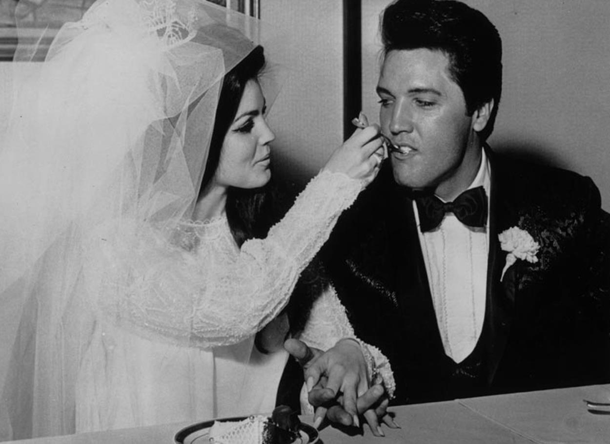I grandi matrimoni della storia: Elvis Presley e Priscilla Beaulieu