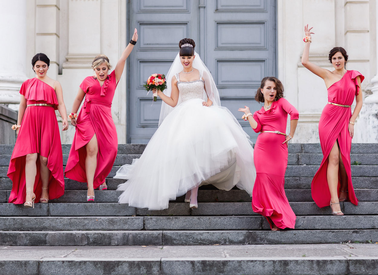 Sorprendi gli sposi con un flashmob