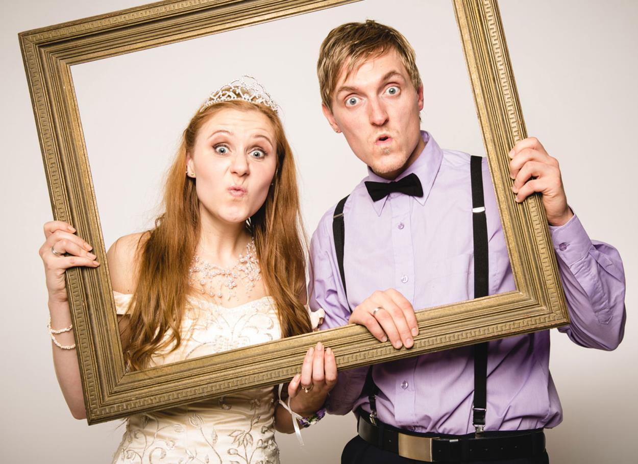 Idee per giochi e scherzi per matrimoni prima della cerimonia