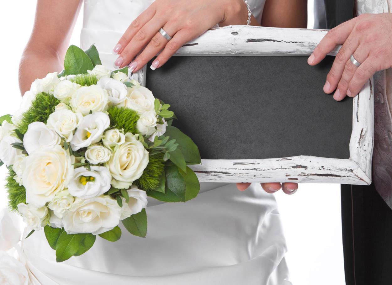 Tante idee per un tableau de mariage davvero originale