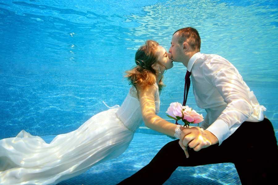 I luoghi più strani in cui sposarsi