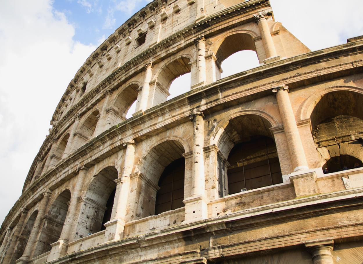 Sposarsi al Colosseo