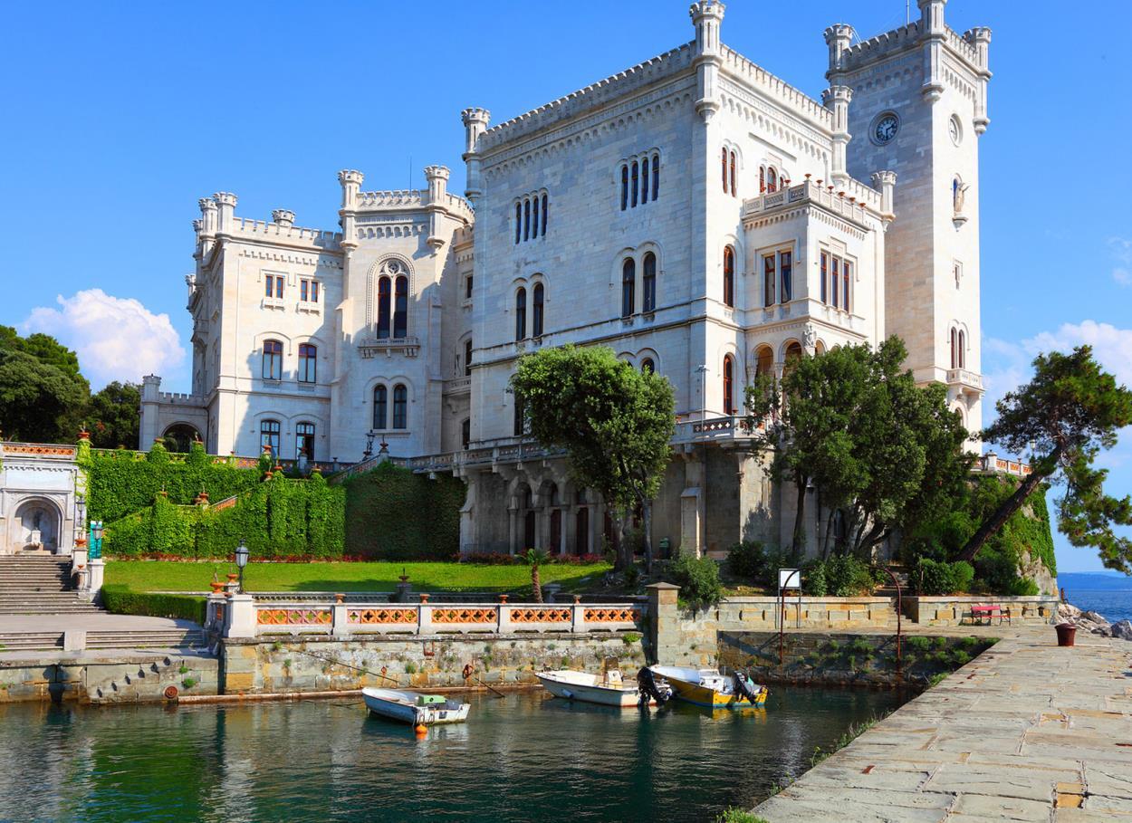Matrimonio al Castello di Miramare