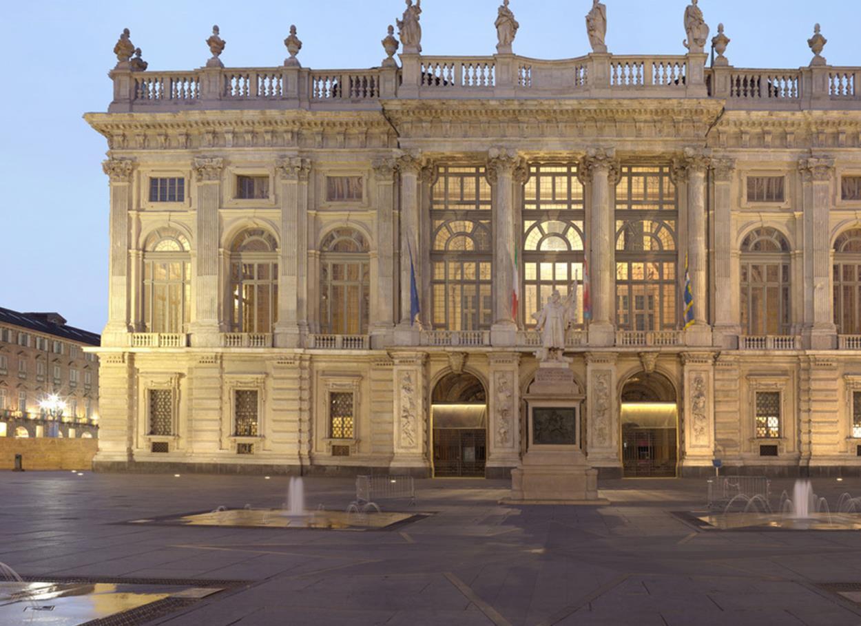 Palazzo Madama (Torino), un matrimonio nel cuore della storia