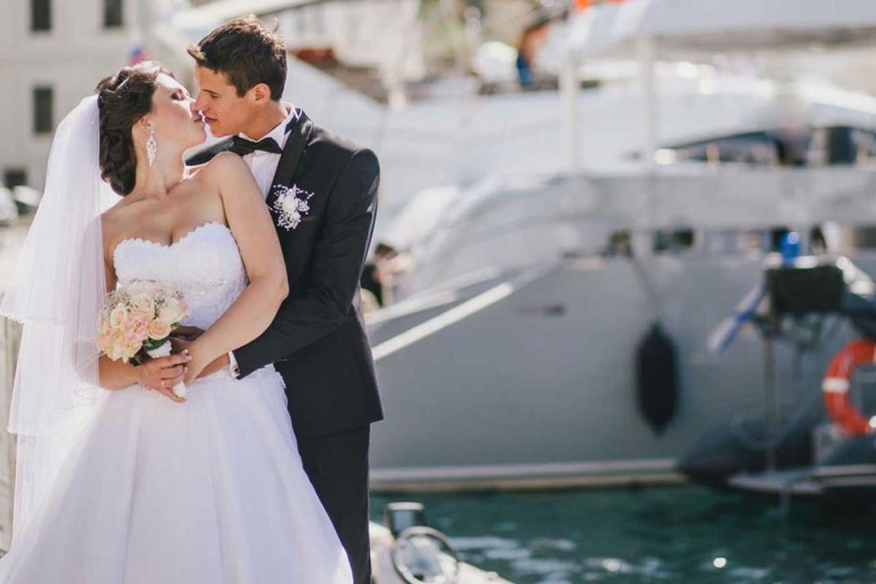 Sogni un matrimonio davvero romantico? Scopri con noi il matrimonio in nave