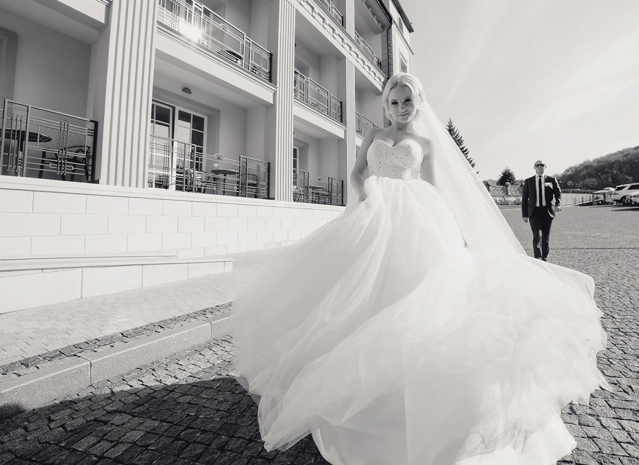 Il matrimonio in hotel