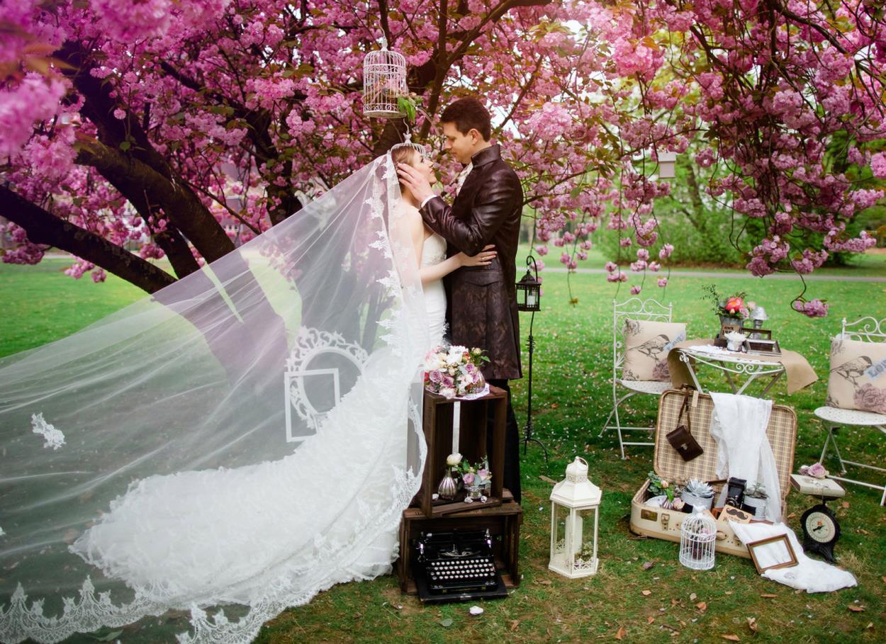 Il matrimonio in primavera