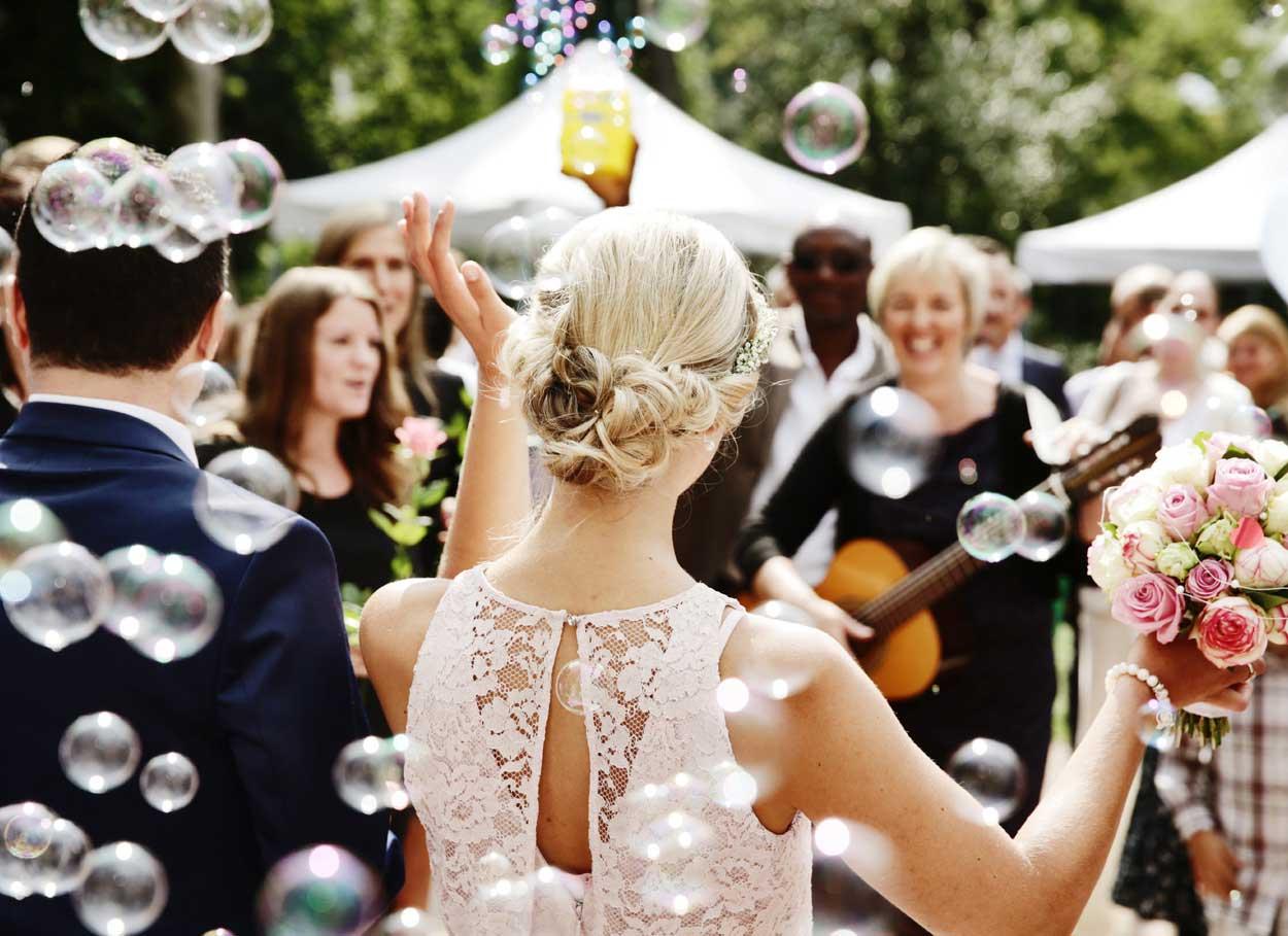 Il wedding weekend