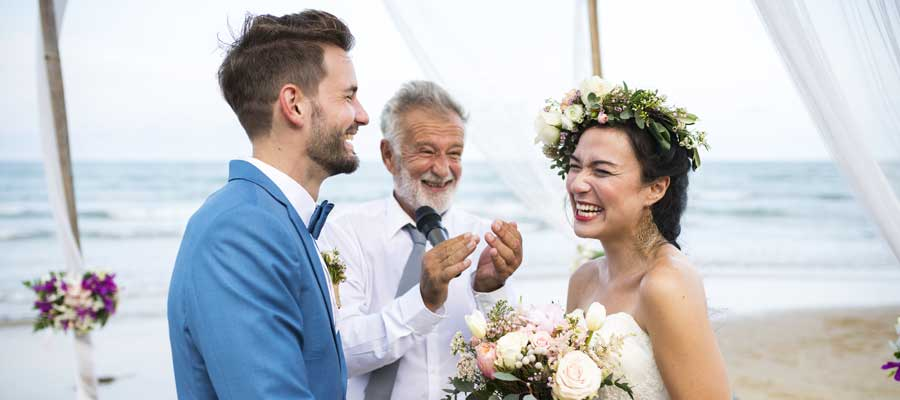 Idee per un matrimonio civile originale