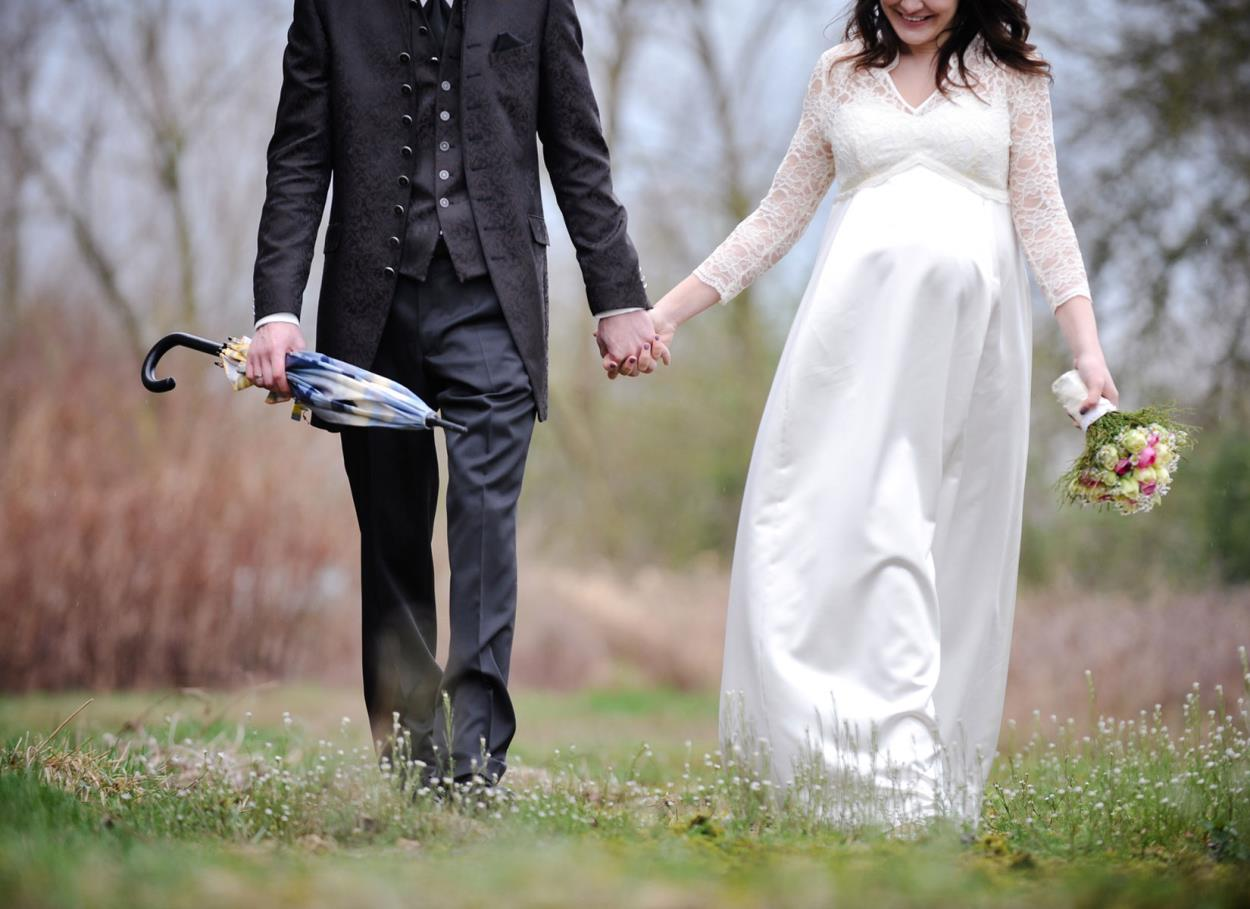 La sposa premaman