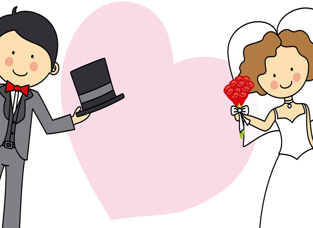 Videocartoon matrimoni diciamocisì